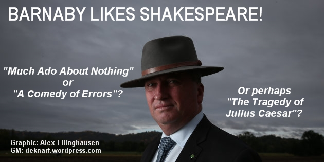 Barnaby Shakespeare