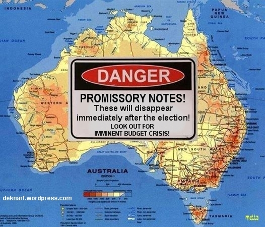 Danger Promissories Oz